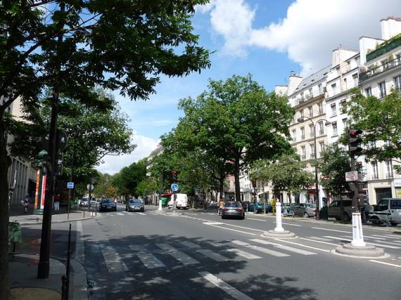 Informations sur les Grands Boulevards